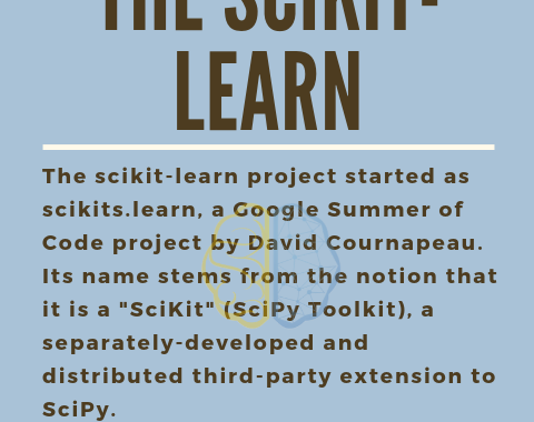Facts-scikit-learn