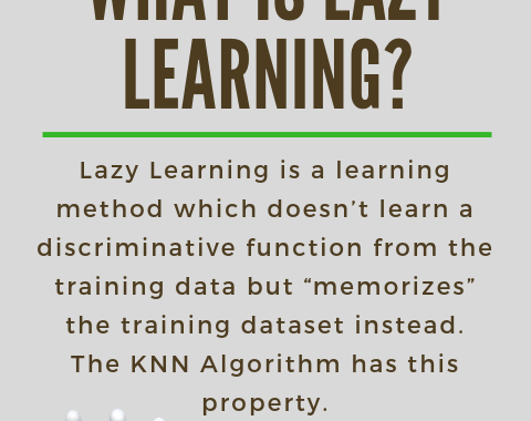 Facts-Lazy-Learning