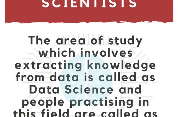 Fact - DS - 1 Who is Data Scientists