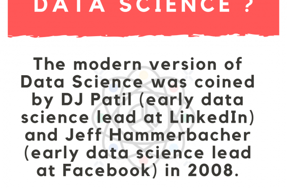Fact - DS - Who coined data science